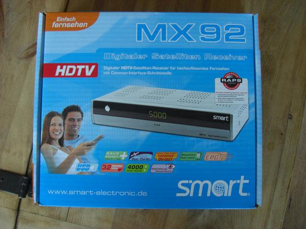 Noch frisch verpackter Smart MX92