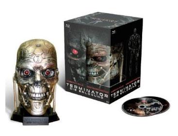 TERMINATOR - DIE ERLÖSUNG (Limited T-600 Skull Edition exklusiv für AMAZON) [Blu-ray]