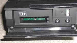 Der Kathrein UFS 923 enthält 2 CI+ Schnittstellen